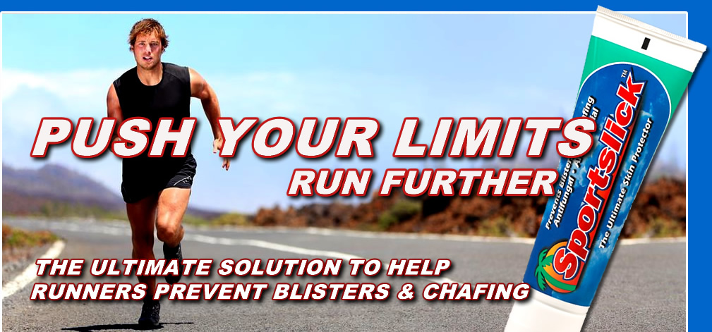 Push Your limits with Sportslick, Run Further